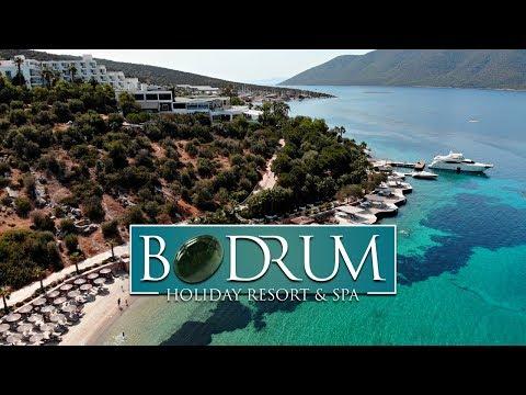 Bodrum Holiday Resort & Spa, Turkey (4K)