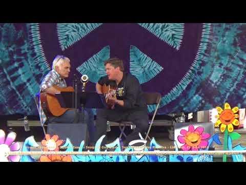 Verlon Thompson & Shawn Camp – Songs of Guy Clark – Suwannee Spring Reunion – Live Oak, Fl  3 24 201