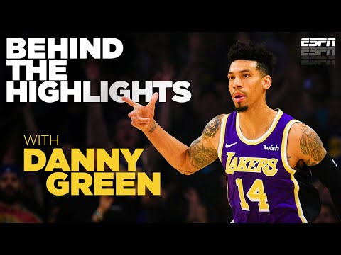 Danny Green Breaks Down Playing With Kawhi Leonard And Lebron James Highlights With Omar Youtube