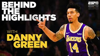 Danny Green breaks down playing with Kawhi Leonard and LeBron James | Highlights with Omar