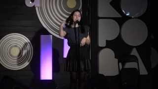 """Humorlab Stand Up - Юля Ахмерова - """"Одинокие бабы"""""""