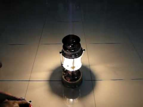 Aida 1500 Express Record Petrol Lantern