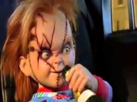Chucky And Tiffany  You Touch My Tra La La
