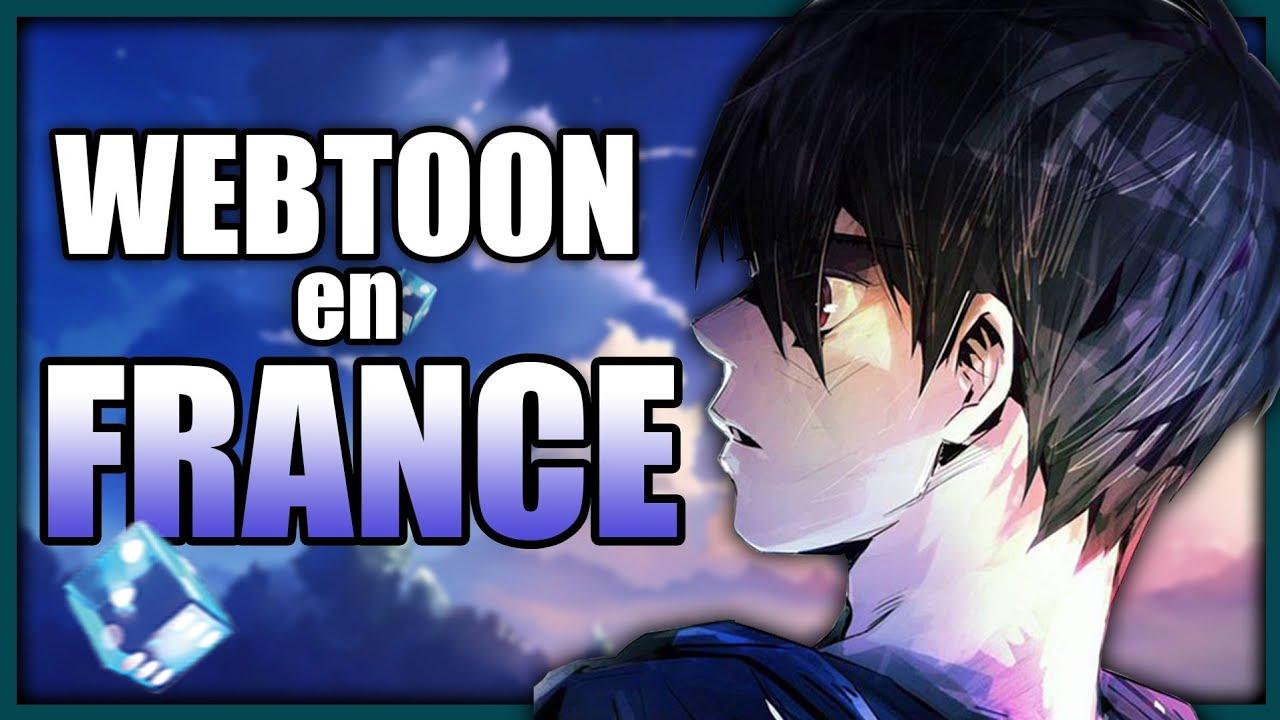 Ce WEBTOON arrive en FRANCE - DICE | Manga Corp