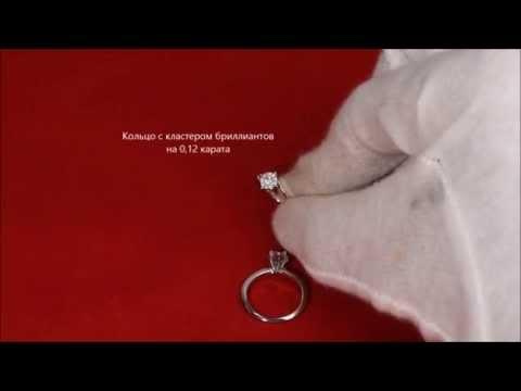 Как отличить бриллиант от подделки, фианита на глаз, в кольце