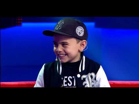 ՄԵԾ ՓՈՔՐԻԿՆԵՐ- Arman Muradyan: the rapping king/Արման Մուրադյան` ռեփի փոքրիկ արքա