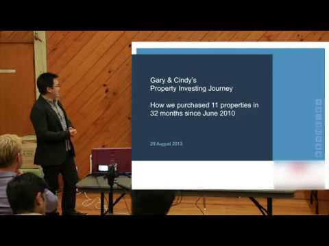 Gary Lin's Property Investment Journey - APIA Aug 2013