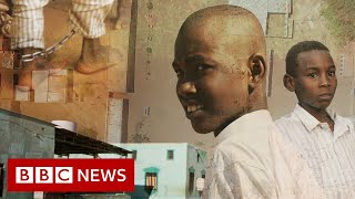 Sudan khalwas: Undercover in the schools that chain boys - BBC News