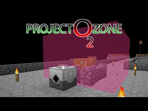 Project Ozone 2 Kappa Mode - OP LPG COW POWER [E12] (Modded Minecraft Sky Block)