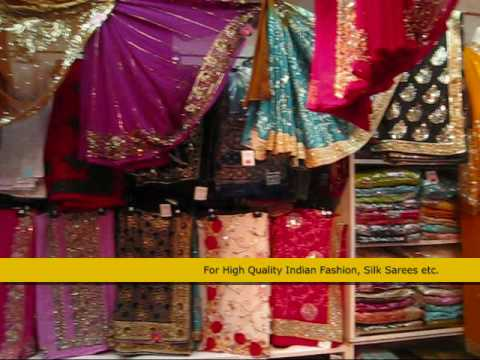 Gerrard street indian clothing stores