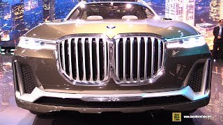 BMW X7 Concept - Walkaround - 2017 Frankfurt Auto Show