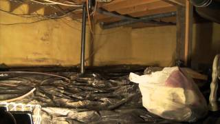 Your Northern Home: crawl spaces