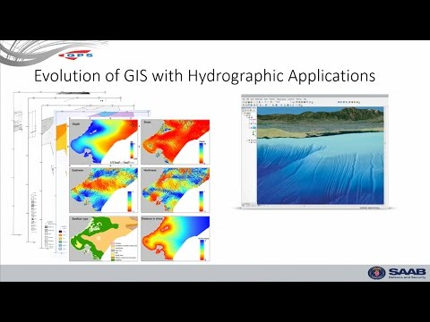 Incorporating Geodatabases into a Workflow for Hydrographic Based Data