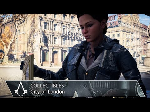Assassin's Creed: Syndicate - All Collectibles in City of London