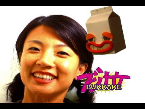 Bukkake gone wrond blooper share your