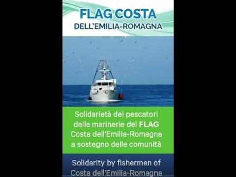 FLAG CER La Solidarierà dei Pescatori ai tempi del COVID-19