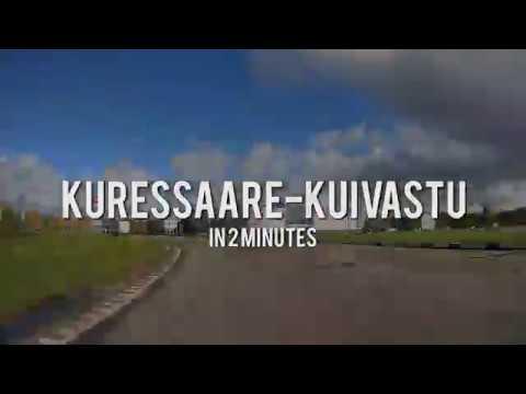 From Kuressaare to Kuivastu in 2 minutes
