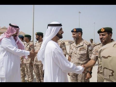 Saudi Arabia Military Parade 2014
