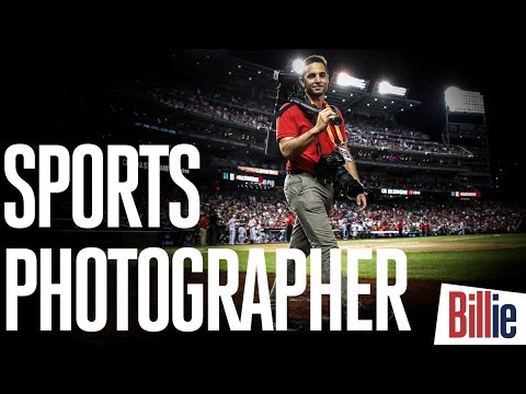 HOW TO Become A Better SPORTS PHOTOGRAPHER In 5 MINUTES.