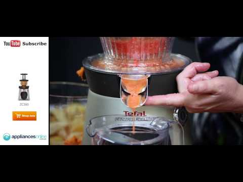 Lidl Silvercrest Slow Juicer Reviews : Moulinex ZU 5008 Infiny Press Revolution Doovi