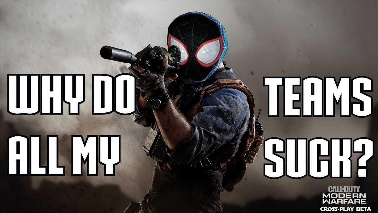 Matchmaking call of duty