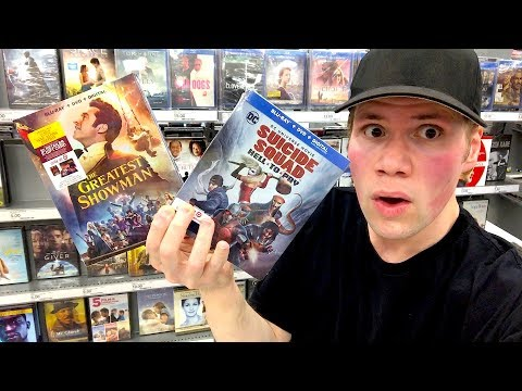 Blu-ray / Dvd Tuesday Shopping 4/10/18 : My Blu-ray Collection Series