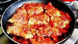 Skintherapy22 w kuchni: Kurczak w szynce parmeńskiej