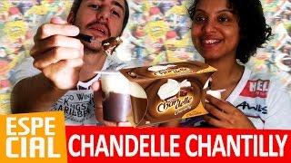CHANDELLE CHANTILLY + HIPOCRISIA + NIVER DA MARÍLIA [ESPECIAL]