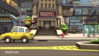 Marvel Super Hero Squad Online - Launch Trailer (PC)