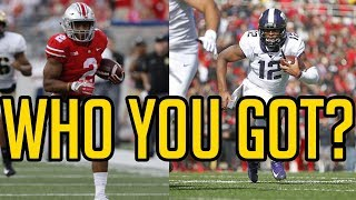 Ohio State Buckeyes vs TCU Horned Frogs | 2018 Prediction
