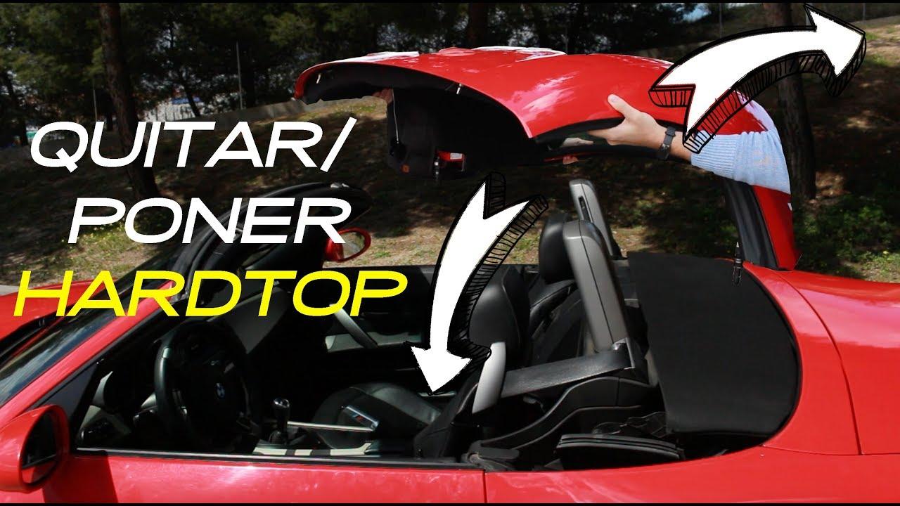 Download BMW Z4 | CÓMO PONER / QUITAR EL HARD TOP +descapotable