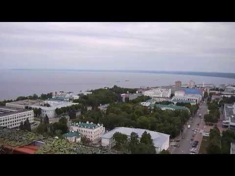 Панорама Ульяновска