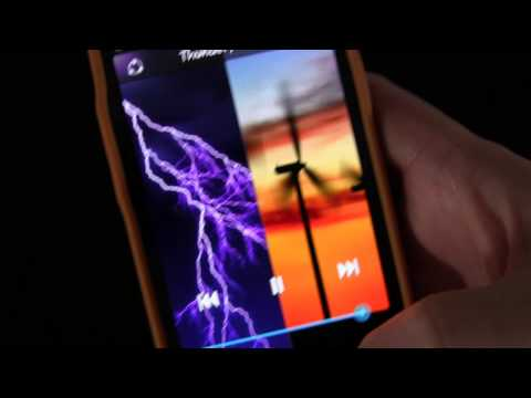 White Noise Android App Review Demo - Ambient Sound For Sleeping Or...