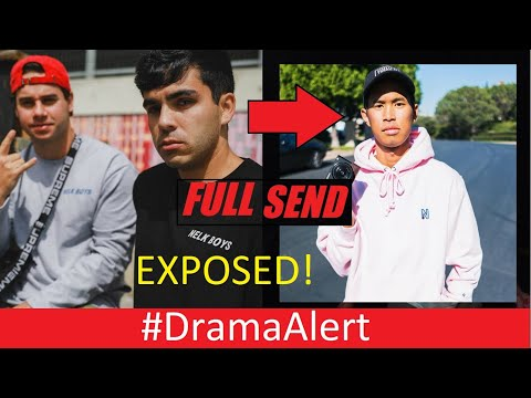 Why NELK fired their Camera Man! (TRUTH) #DramaAlert James Charles MAD! thumbnail