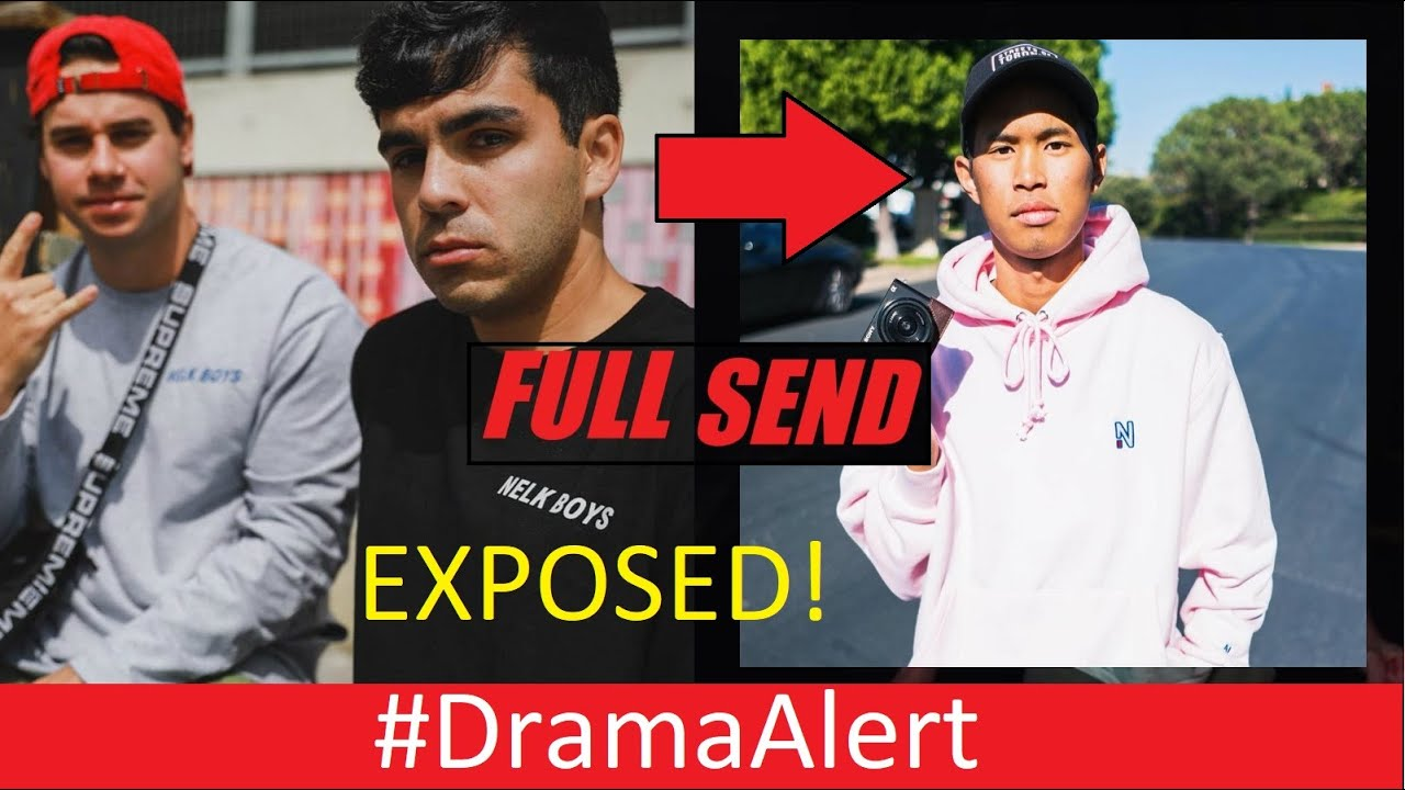 Keemstar Explains That 905 Shooter Was Booted From Nelk Boys For Sending Inappropriate Videos And Pictures To Fans Dramaalert Pro Sports Extra We flew fans to ibiza. 905 shooter was booted from nelk boys