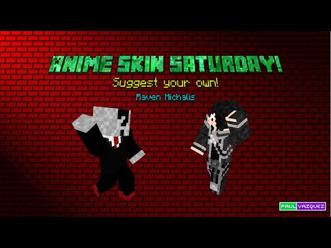 Minecraft Anime Skin Saturday Kaneki Ken Tokyo Ghoul - Skins para minecraft pe de kaneki