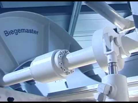 Biegemaster Caka Biegemaster - BM Uzun Metal Bükme Makinası