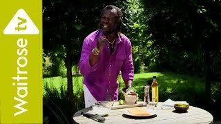 Levi Roots' Seasoned-up Salmon With Lime Mayonnaise - Waitrose