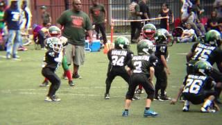Tiny Mite Football - Harlem Jets vs. Brooklyn U