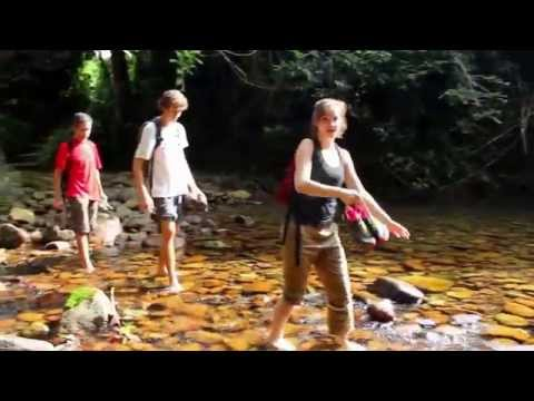 Family Adventure Vacations at Ian Anderson's Caves Branch Jungle Lodge, Belize