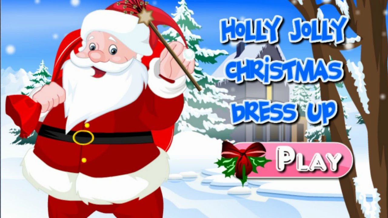 Music box i dressup dress up games holly jolly christmas