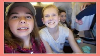 FLYING WITH FRIENDS | PLANE PARTY | Flippin