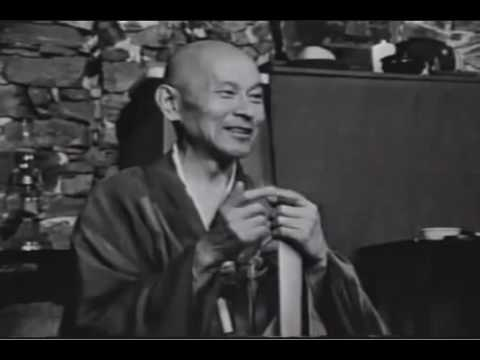 ♡ Shunryu Suzuki Roshi ♡ Zen Buddhism ♡ Meditation Instruction ♡  Virtue in All Things ♡