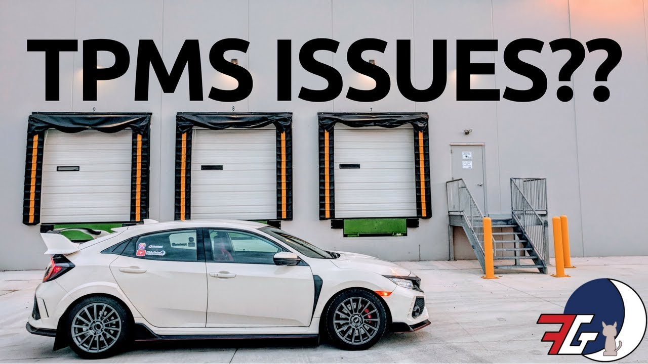 2017 Honda Civic Type R Tpms Issues