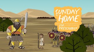 Sunday at Home for Preschoolers   October 17, 2021