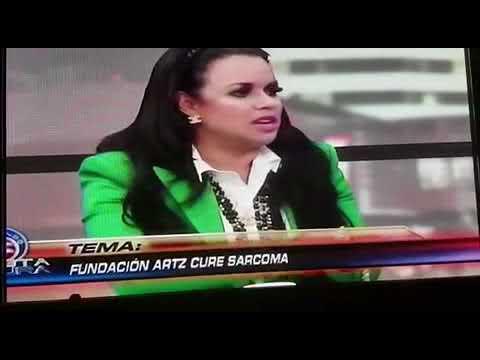 JUGANDO PELOTA DURA LIVE TV INTERVIEW ZULEMA ARROYO FARLEY SARCOMA AWARENESS