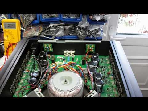 Musical Fidelity A5 Amplifier Repair