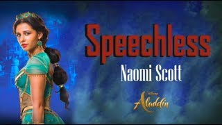 naomi-scott---speechless-from-aladdin-ringtone