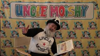 Uncle Moishy's Pesach Sing-A-Long - 4 Questions