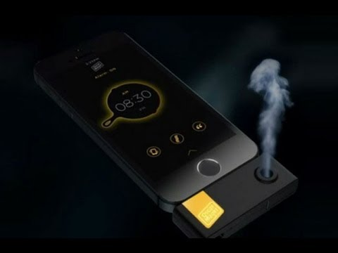 Ophone: Conoce el dispositivo móvil capaz de enviar olores